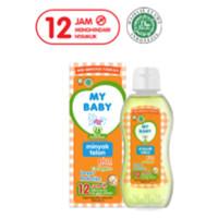 My Baby Minyak Telon Plus Longer Protection(12 JAM) 60 ML & 90 ML