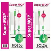 HANDLE SET GAGANG TONGKAT SUPER MOP ALAT PEL SUPERMOP 100% ORI