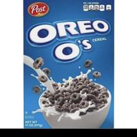 Post Oreo O's Cereal 311gram Sereal