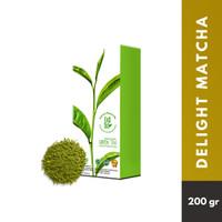 Exotic Delight Matcha Green Tea Latte