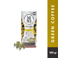 Kopi Sumatra Green Coffee Instant Exotico