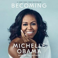 [AUDIOBOOK] Becoming by Michelle Obama (Unabridged)