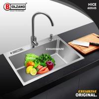 Kitchen Sink / Bak Cucian Piring Dapur BOLZANO Nice 6045