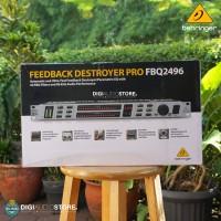 Behringer FBQ2496 [ FBQ 2496 ] Feedback Destroyer Pro