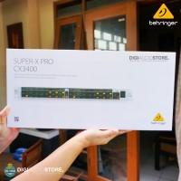 Behringer CX3400 / CX 3400 PRO Speaker Crossover / Signal Processor
