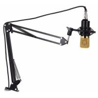 Arm Stand Suspensi Lazypod Mikrofon Holder Mik MIke Microphone Murah