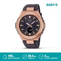 Casio Baby-G G-MS Jam Tangan Wanita MSG-S200G-5ADR Analog