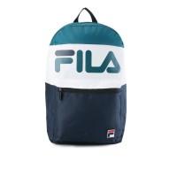 FILA Bolde Tas Ransel Sport Style Unisex - Green/White/Navy