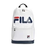 FILA Erza Tas Ransel Sport Style Unisex - White