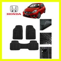 Karpet Mobil Universal 2 Baris Mobil Honda Brio Satya