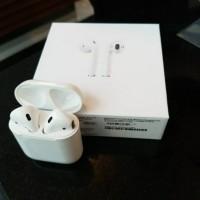 Apple airpods gen 2 bluetooth 5.0 ( headset wireless /earpods)
