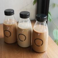 Promo 3 Cold Brews Javanegra Khusus untuk pengiriman Grab dan Go ojek