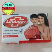 Sabun Batang Lifebuoy Merah Total 10 / 85g / 1pcs
