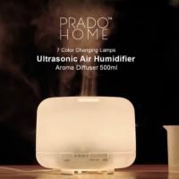 Muji Air Humidifier 500ml aroma therapy diffuser essential oil REMOTE