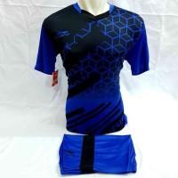Baju olahraga Jersey bola Lining Sarang lebah futsal voly badminton