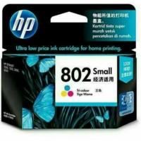 cartridge tinta hp 802 warna