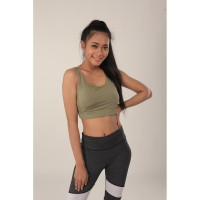 Baju Olahraga Sport Bra Lululemon Unlite 06LLBR002|Sport Bra Yoga Cewe