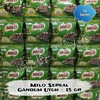 Nestle Milo Sereal Gandum Utuh (Sachet) - 15 gr (Harga Rencengan)