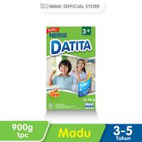 DANCOW DATITA Nutri TAT Madu Susu Pertumbuhan 3-5 Tahun Box 1000g