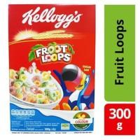 KELLOGGS KELLOGG'S Froot Loops 300 g gram Sereal Bukan Koko Krunch