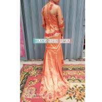 kebaya modern/gaun prewed/baju nyanyi/long dress