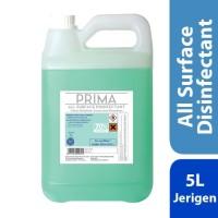 PRIMA All Surface Disinfectant 5L [Jerigen]