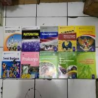 BUKU SMP KELAS 9 DIKNAS, PAI, MTK, B.INDONESIA, B. INGGRIS, PKN, SBK,
