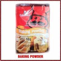 Baking Powder PAKMAYA bubuk backing pengembang kue pakmaya 10g