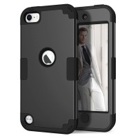 For iPod Touch 7/Touch 6th/5th Generation Case, Heavy Duty Shockproof
