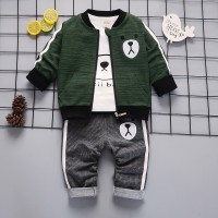 Pakaian anak-anak laki-laki musim gugur baju 1-2-3-4-5 tahun bayi