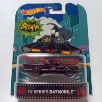 Hot Wheels Retro TV Series Batmobile. Ban Karet Premium