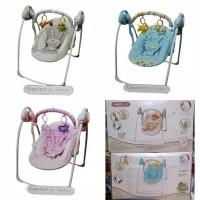BOUNCER babyelle portable swing ayunan bayi kursi goyang kasur Murah