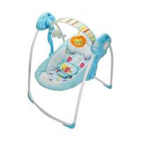 baby elle portable swing bouncher ayunan bayi electrik