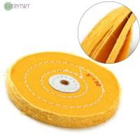 Yellow Buff Wheel 50PLY Polishing Wheel Grinder Pad Scratch remover