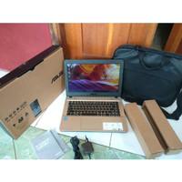 Dijual BNIB Laptop ASUS Vivobook X441MA Celeron N4000 Ram 4GB Murah