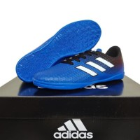 hoot sale Sepatu Futsal Anak Adidas X Techfit Size: 33-37 terjamin
