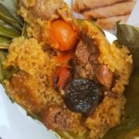 Diskon Bacang Babi Enak / Bakcang Nasi / Ketan Spesial Fresh Enak