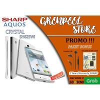 HP SHARP AQUOS CRYSTAL SH825WI PROMO DISKON ANDROID 4G GARANSI RESMI