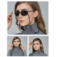 tali kacamata rantai kacamata wanita arcylic