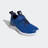 sepatu anak adidas rapidaflex blue original bnib