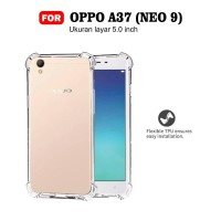 Softcase for OPPO A37 Case Anti Crack / Anti Shock