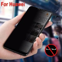 Tempered Glass Privacy Anti Spy Huawei P20 Pro P30 Pro Lite Mate 30