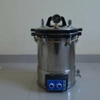 autoklaf 24 liter + timer / Autoclave 24 liter + timer