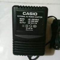 ADAPTOR KEYBOARD CASIO INPUT AC:AD-E95100L (9,5V) SERI CTK DAN LK