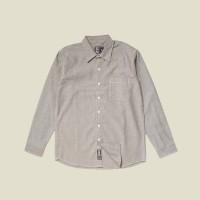 Kemeja Polos Lengan Panjang Monochrome LS Cielo Oxford Shirt