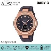 Jam Tangan Wanita Casio Baby-G Analog MSG-S200G-5ADR