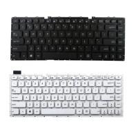 Keyboard Laptop Asus X441 X441N X441NC X441SA X441SC X441UA PUTIH
