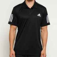 Adidas Men Tennis Club 3 Stripes Polo Shirt Olahraga Pria