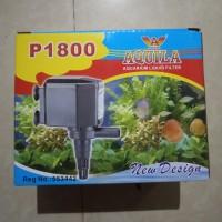 mesin pompa Air aquarium Aquila P1800 power head 1800
