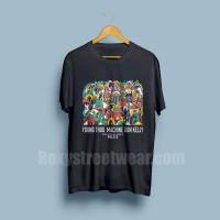 Kaos Young Thug Machine Gun Kelly 2019 | Kaos Hype | T-Shirt